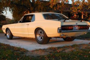 1967 MERCURY COUGAR/STREET OR STRIP/RUST FREE SOUTHERN CALIFORNIA CAR