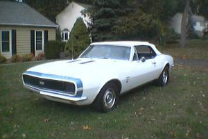 1967 RS/SS Camaro 350 - 4 speed - Convertible - possible pace car replica