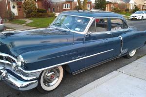 1950 Cadillac 60 special Photo
