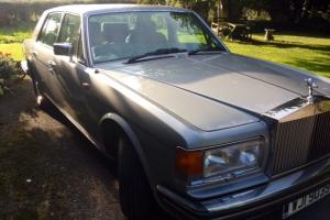 1984 Rolls Royce Silver Spirit  Photo
