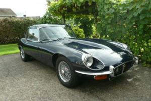 1971 Jaguar E-Type Coupe 5300cc Petrol