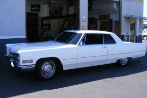 1966 Cadillac Coupe Deville