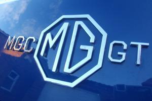 MGC GT (not MGB), Manual, 1968