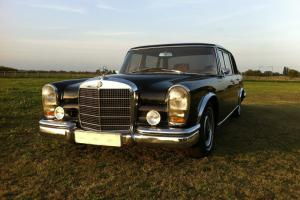 Mercedes 600 Grosser W100