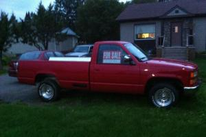 Chevrolet : Silverado 1500 none