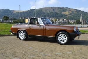 mg midget 1500  Photo
