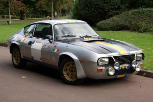 LANCIA FULVIA ZAGATO SPORT 1600 HF 1972 RALLY CAR
