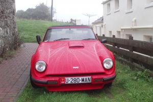 tvr s2 (1989) 77000 miles good runner