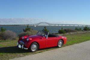 1959 MK1 Austin Healey Sprite (Frogeye)