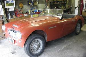 1957 Austin Healey BN4 100/6