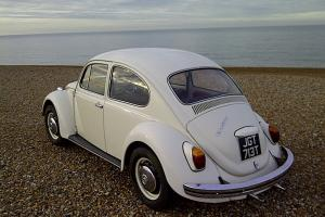 Classic VW Beetle 1500, 1968, Exceptional I Owner Example