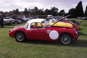 Sebring Style 1959 mk1 MGA Coupe