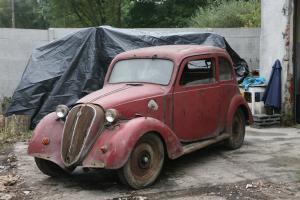 Fiat 508C Balilla 1938