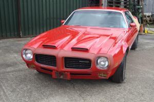 1973 Pontiac Firebird Formula 455 ( not Super Duty )