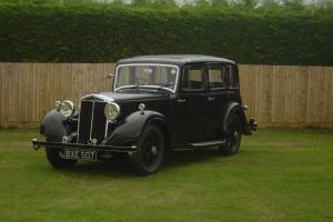 DAMILER LANCHESTER E18 1935 PRE-WAR SALOON  Photo