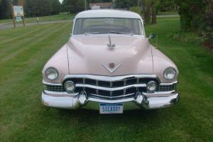 1951 Cadillac Fleetwood antique classic restored car