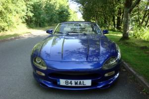 1986 JAGUAR XJS Convertible - Rare Paul Bailey Monaco Bodykit - MOT 08/2014