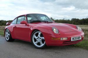 1994 Porsche 911 993 C2 Coupe Tiptronic