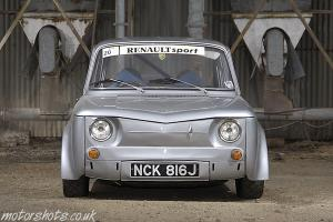 RENAULT 8 HILL CLIMB CAR/ ROAD LEGAL