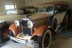 1929 Dodge 6 Convertible Roadster American Classic Car