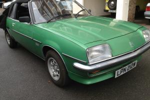 Vauxhall Cavalier Crayford Convertible  Photo