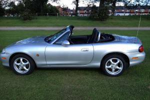 MAZDA MX5 2003 1.8 LOVLEY CAR FSH, FINANCE/ CREDIT CARD PAY OK,MAY PX MOTORBIKE  Photo