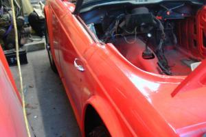 triumph tr6 car