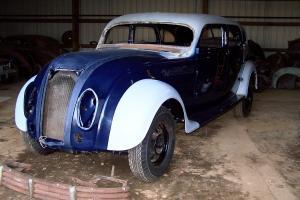 1935 Chrysler Airflow CW Custom Body Limousine Very Rare Partial Restoration