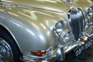 1966 Jaguar 3.8 S TYPE