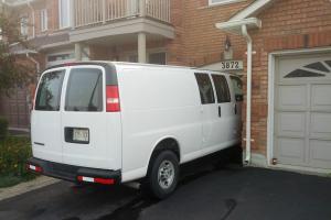 Chevrolet : Express 2500 Express