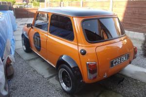 Classic Mini Car . RUST FREE.