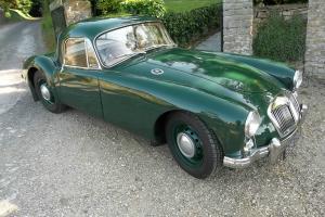 MGA Coupe MK1 1958.