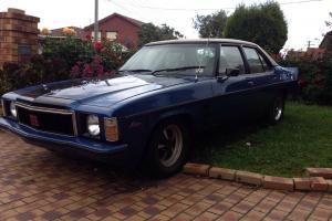 1976 HX Monaro GTS