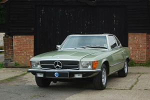 Mercedes-Benz R107 350SL  Photo