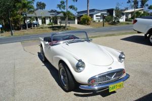 Daimler SP250 1961 2D Sports 4 SP Manual 2 5L Carb in Brisbane, QLD