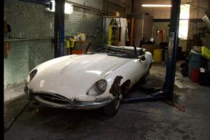 Jaguar e type 1967 roadster, matching numbers, fantastic project, rare find