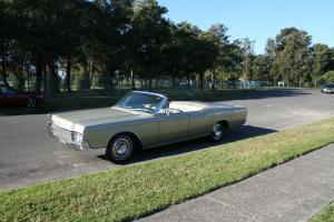 1967 Lincoln Continental Convertible in Illawarra, NSW