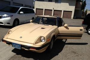 1982 DATSUN 280ZX W ORIGINAL 36K MILES AUTO