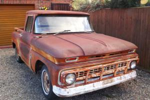 1963 Chevy C10 Half Ton Pick Up