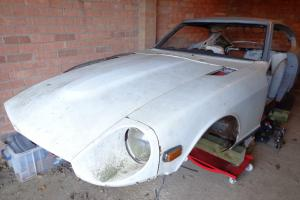 Datsun 240z Project x2 UK cars