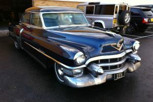1953 Cadillac Series 62 Sedan Fleetwood Blue