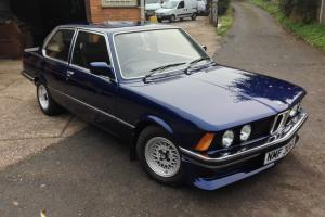 1981 E21 BMW 323 I FULLY RSTORED TO SPEC