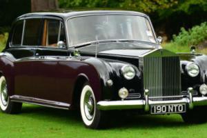 1962 Rolls Royce Phantom V by Park Ward.