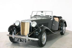 MG TD/C MkII - Original UK RHD - Totally Restored to Show Condition