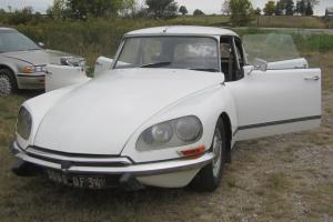 Citroen : DS/ID D SPECIAL EURO SPEC TURNING GLASS HEADLIGHTS