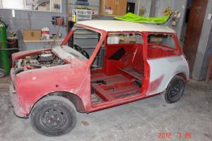 Mini : Classic Mini MINI COOPER 1275 SPI Photo