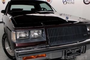 1987 Buick Regal T w/CLEAN CARFAX