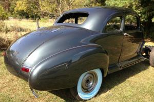 1947 Hudson Commdore Coupe