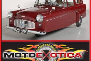 1963 BOND MINI CAR-THREE WHEELER-RARELY SEEN ON THE MARKET-GREAT INVESTMENT!!!