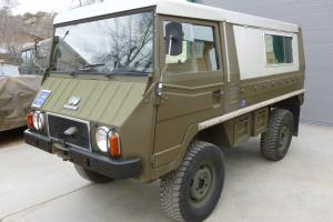 Steyr Puch Pinzgauer 710 Military Off Road 4x4 Army Truck Photo